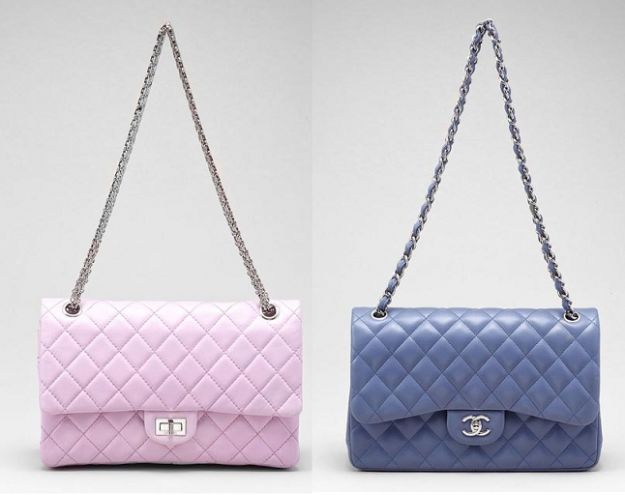 chanel icon bag 2012