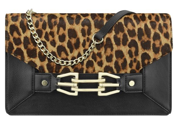 clutch animalier nine west