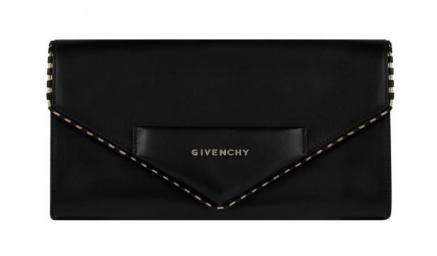 givenchy total black 2012 antigona clutch busta