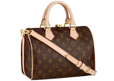 Louis Vuitton borse, la Monogram Speedy Bandouliere