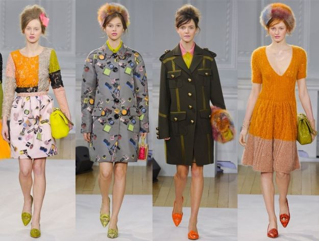 moschino Cheap and Chic 2012 13