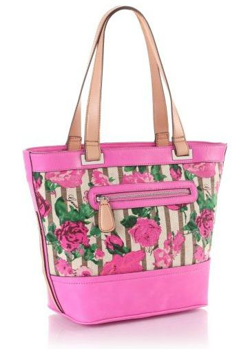 shopper fiori 2012 guess