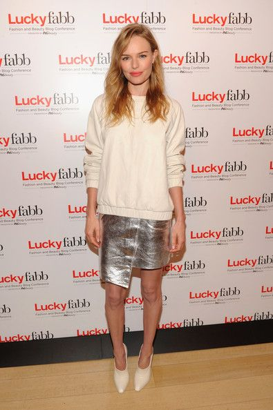 Kate Bosworth In Topshop