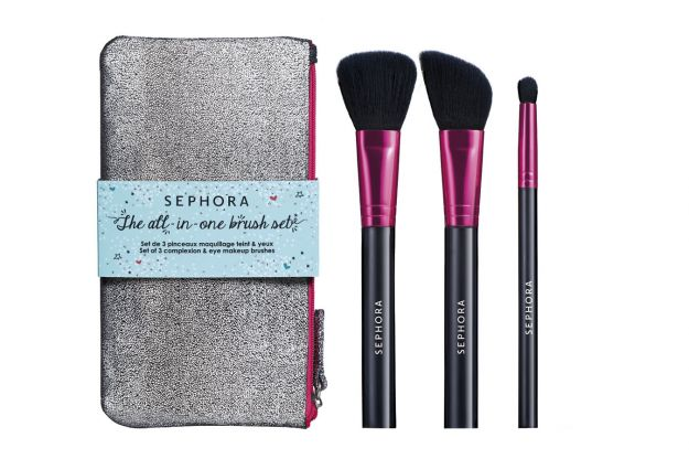 Sephora the all in one brush set