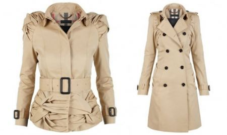 Burberry trench colette