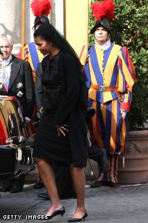 michelle obama moschino