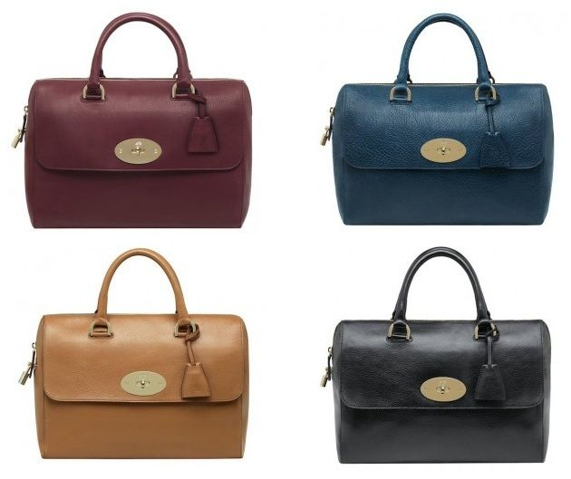 Lana Del Rey Mulberry Bag colori