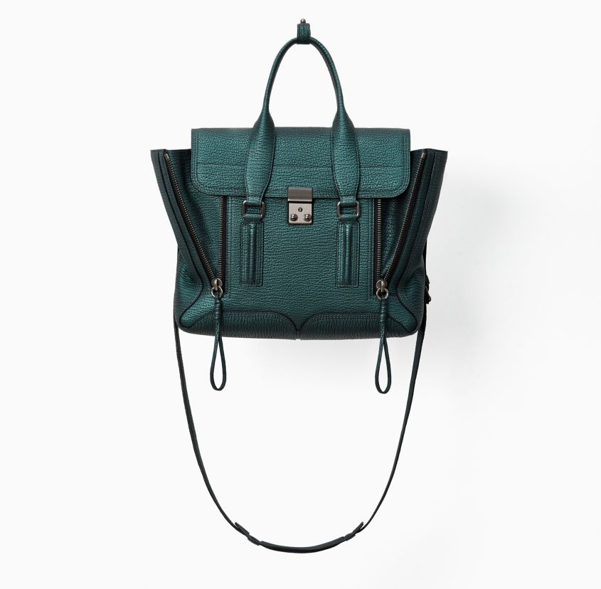 Pashli medium verde phillip lim