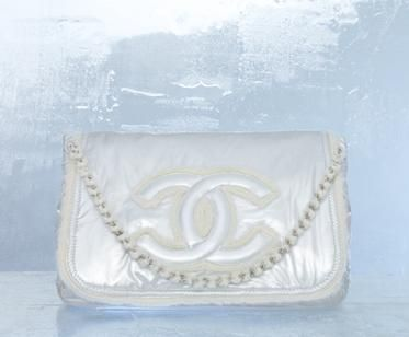 chanel handbag perlata