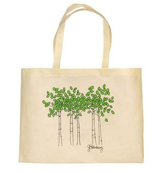 shopping bag personalizzate tessuto
