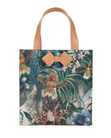 ted baker shopper orchidee