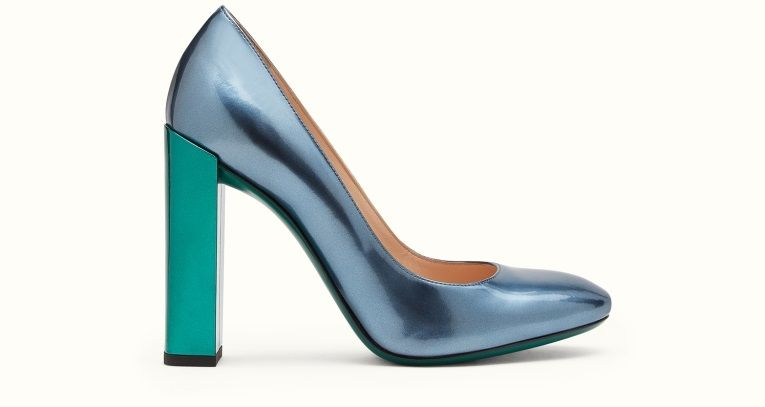 Pumps laminate Fendi