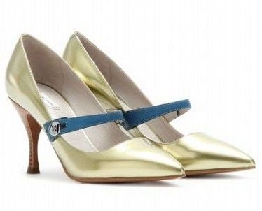 marc jacobs pe 2012 mary jane colorate