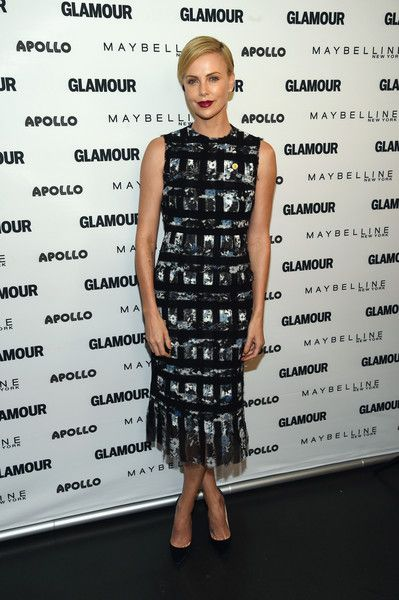 Charlize Theron in Erdem