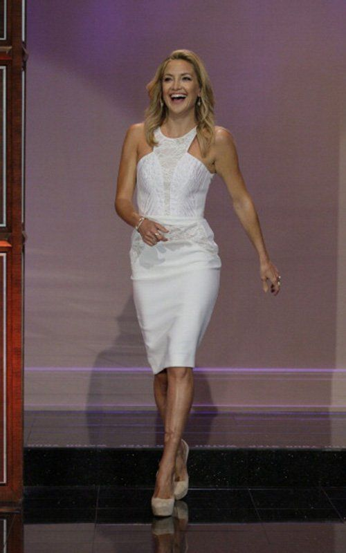 Kate Hudson In Antonio Berardi