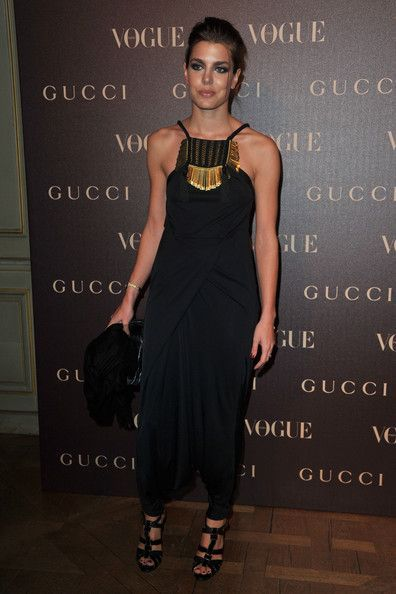charlotte gucci dinner pfw 2011