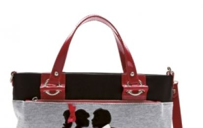 "La romantica borsa ""Love in"" di Tua by Braccialini"