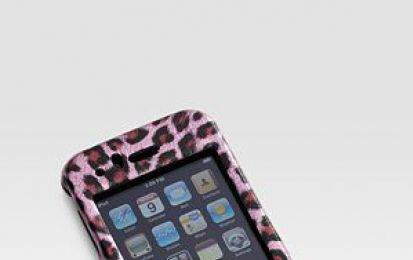 Juicy Couture, custodia per iPhone animalier
