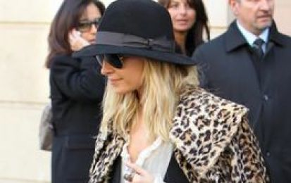 Borse Céline: Nicole Richie con la Boston Bag