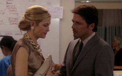 Borsa VBH per Kelly Rutherford in Gossip Girl 5