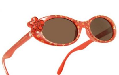 Benetton Kids: i sunglasses red style