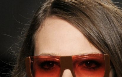 Fendi: i sunglasses eccentrici per l'estate 2011