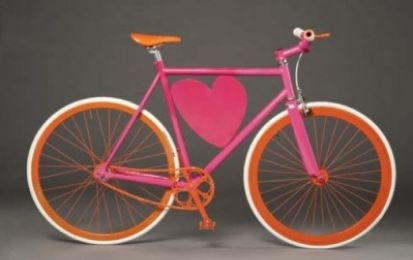 Agatha Ruiz de la Prada: bicicletta per Be Cycle & Fashion