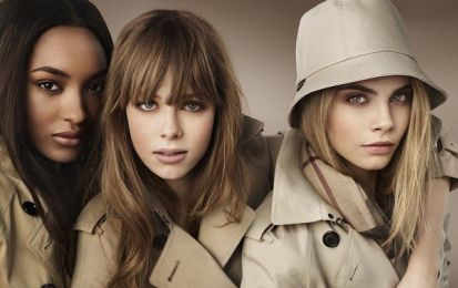 Burberry Beauty make up, novità Autunno/Inverno 2012-2013