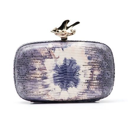 givenchy spring 2012 clutch orchidee