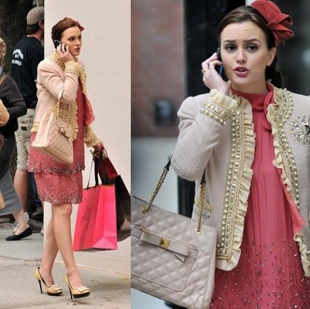 leighton meester marc jacobs lindy
