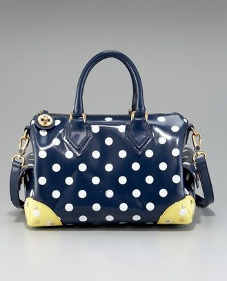 marc jacobs baulletto pois