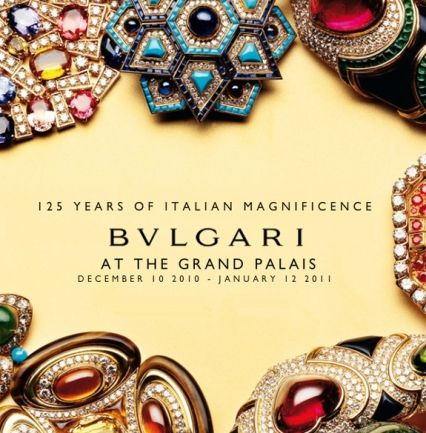 Bulgari 125 years of Italian magnificence