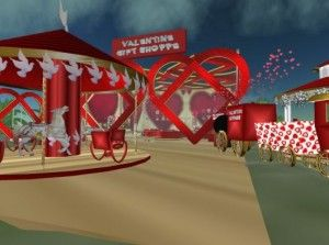 Second Life San Valentino