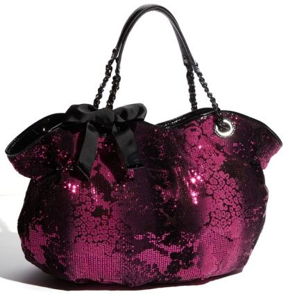 Betsey Johnson Betseys Bouquet Tote