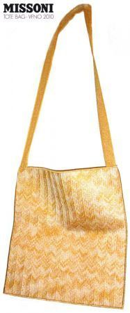 Missoni, la Tote Bag per il Vogue Fashion Night Out