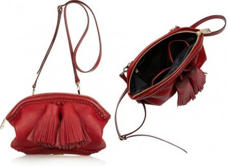 burberry prosup tracolla nappine