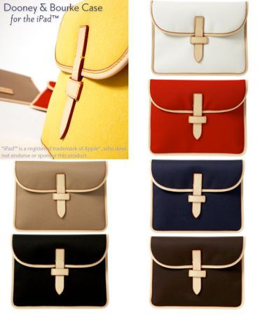 Dooney & Bourke: la custodia per l'iPad