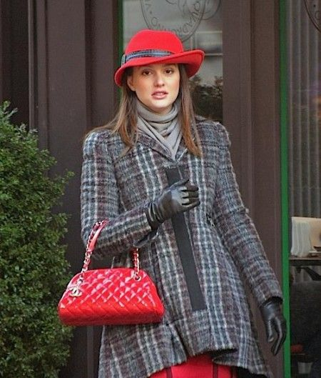 leighton meester chanel in gossip girl