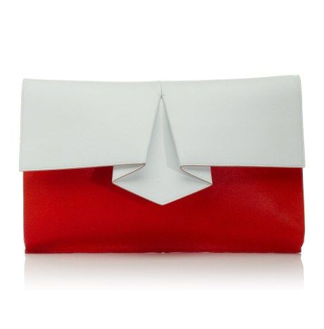 vionnet resort 2013 clutch origami