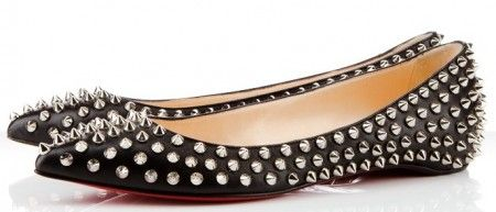 Louboutin Pigalle flat