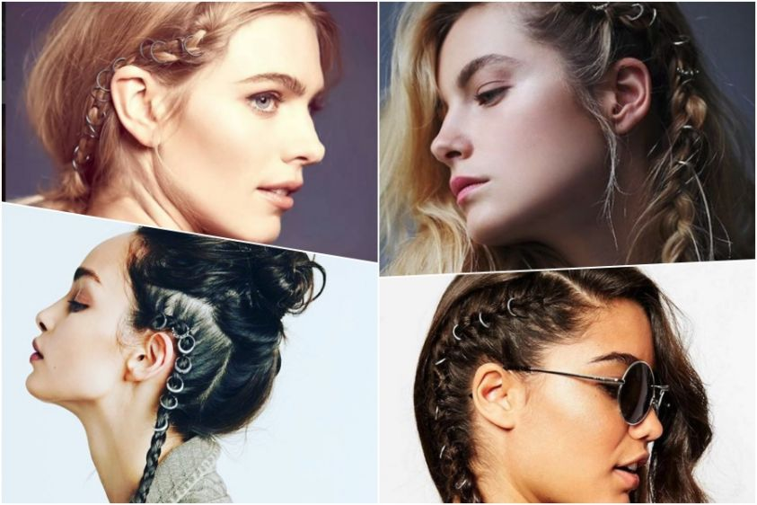 Pierced braids estate 2016: la tendenza capelli su Instagram