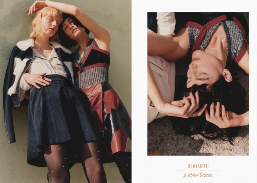 Rodarte per & Other Stories: la capsule collection