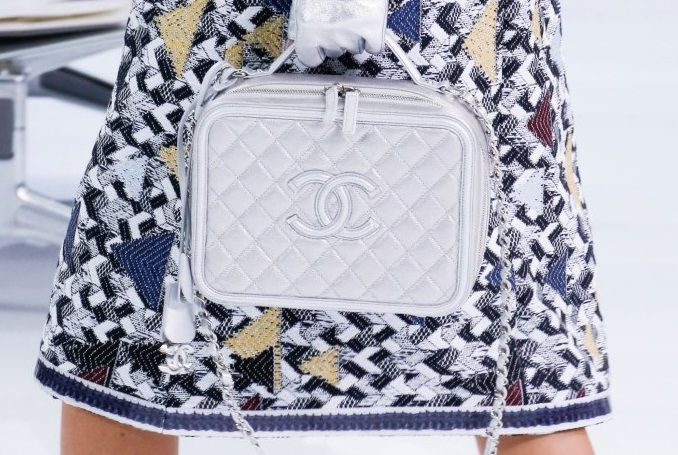 Mini bauletto Chanel