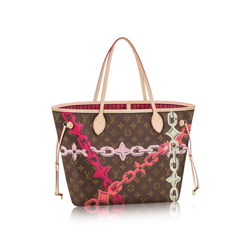 neverfull louis vuitton limited edition