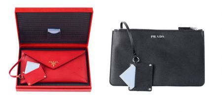 Prada Secret love messages
