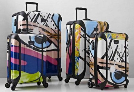 tumi crash suitcases