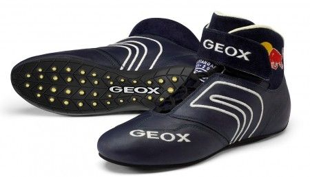 Geox Red Bull Racing Driver Boots