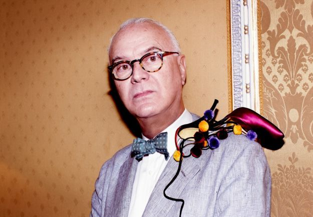 Manolo Blahnik. The Art of Shoes: a Milano la mostra dedicata al designer