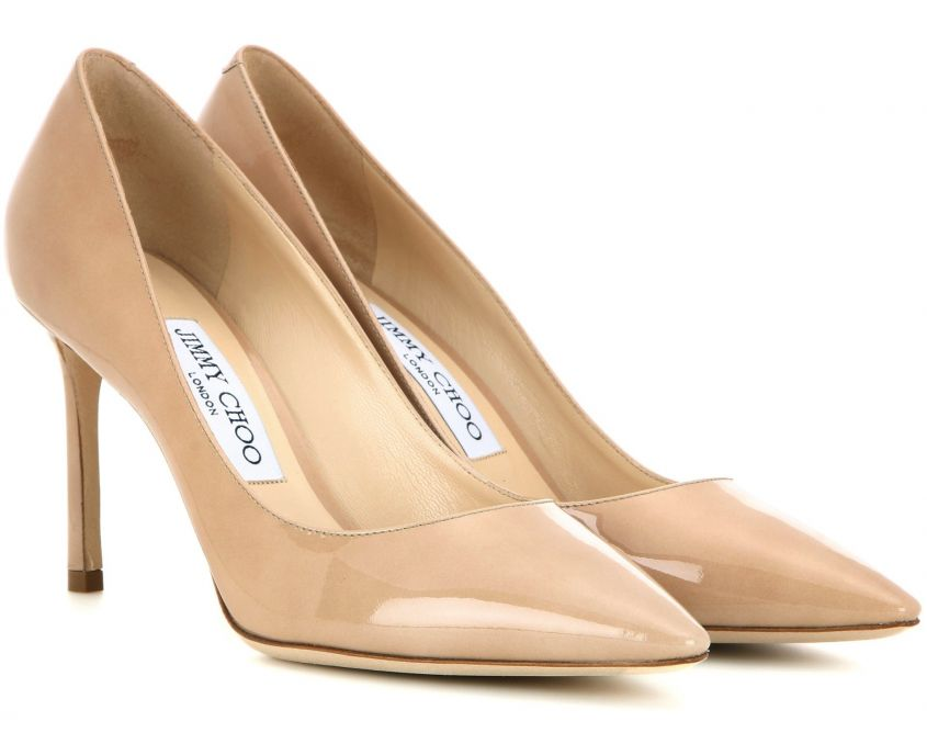 Pumps nude Jimmy Choo