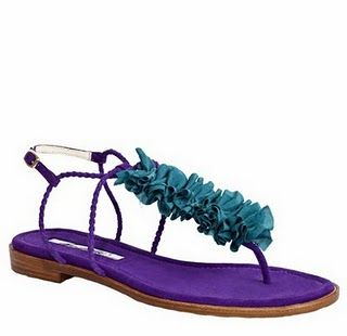 brian atwood pe flat sofie